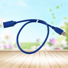 Extension Extender Cable New Cable Cord Blue USB 3.0 usb shielded high speed cable 3.0
