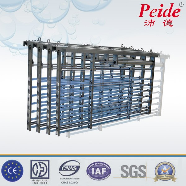 Open channel swimming pool uv / ultraviolet water purification sterilizer system