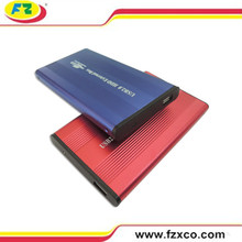 Top Selling 2.5 External Enclosure USB2.0 HDD Box Hard Disk Case