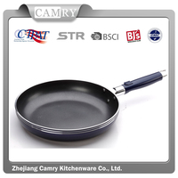 Aluminum Non-stick fry pan as seen on tv