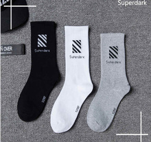 Sanky- 233 cotton crew socks leisure socks