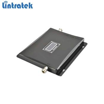 mobile signal booster /3g indoor signal booster/with LCD screen cell phone repeater/3g bts signal booster for network