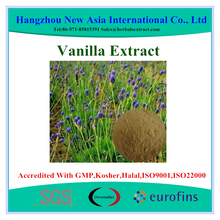 100% Pure Vanilla Extract Prices With Kosher Halal ISO22000 Certificate