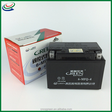 12v 3ah maintenance free motorcycle battery with high quality