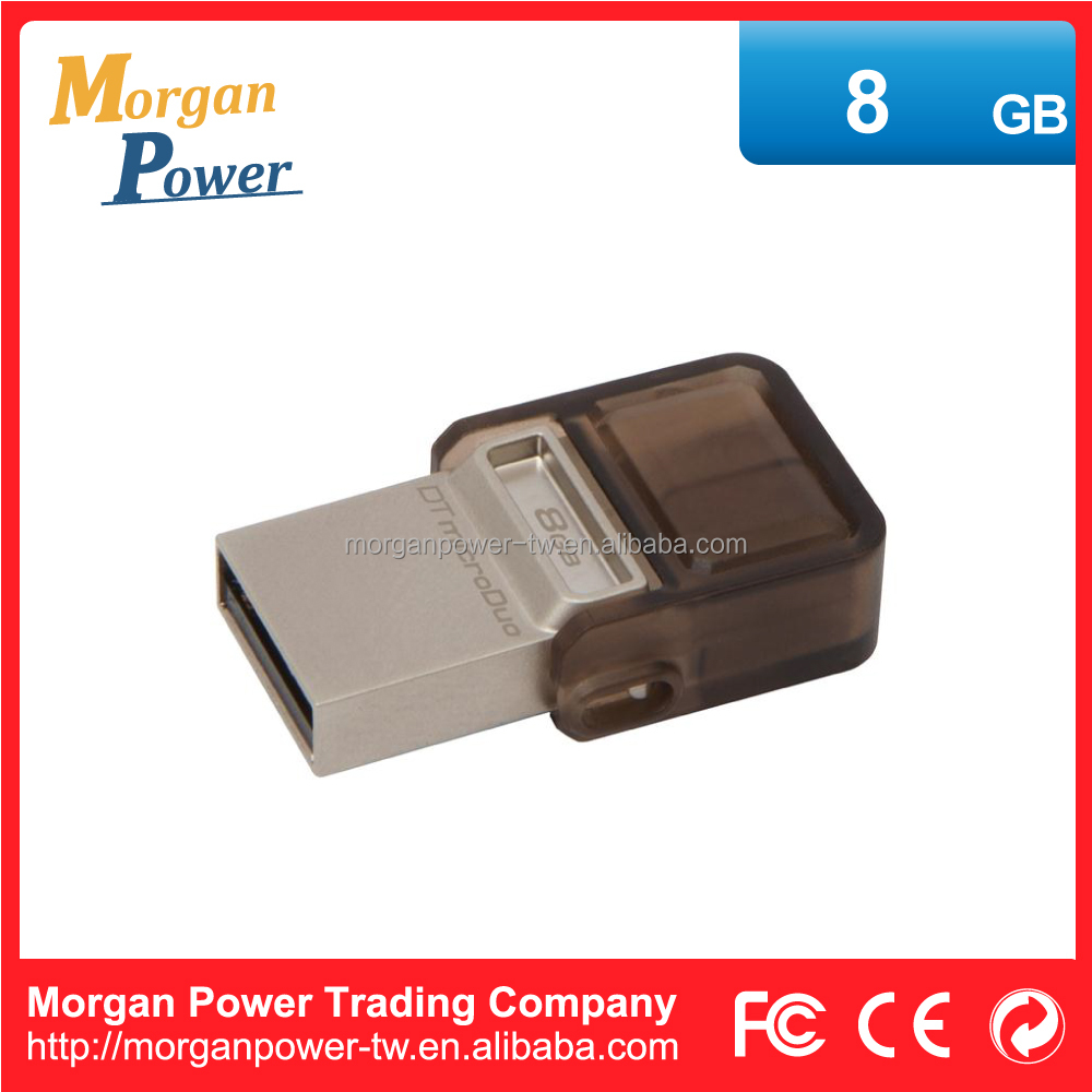 Best Seller Kingston USB Flash Drive DataTraveler microDuo USB 2.0 DTDUO/8GB USB STICK