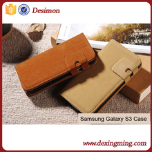 For Samsung Galaxy S3 i9300 Case Cover , Xmas Gifts Leather Case Cover for Samsung Galaxy S3 i9300