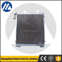 2016 Oem New PC200-6 Hydraulic Oil Cooler PC200-6 Excavator Spare Parts 20Y-03-21720
