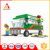 hot sale bus stop toys bricks toy block building games