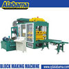 super-strong motor Germany technical fully auto hydraulic QT4-15 automatic pallet making machine