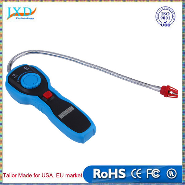 Combustible Gas Leak Detector Tester Alarm CO Methane Propane Analyzer