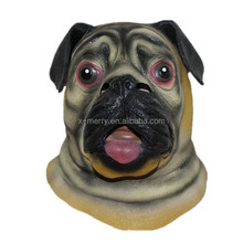 party decoration pug dog mask deluxe pet mask