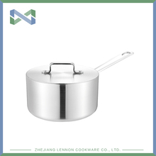 Different stainless steel double layer cooking pot