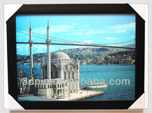 Religious image with framelenticular 3d picture made in china