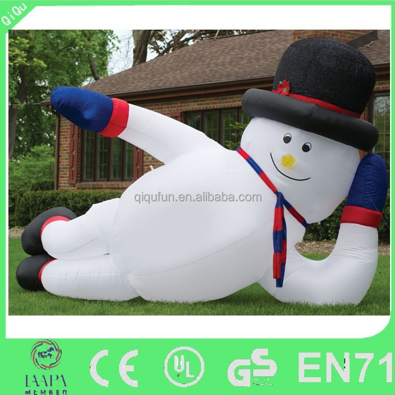 New inflatable snowman/airblown snowman/Christmas decoration