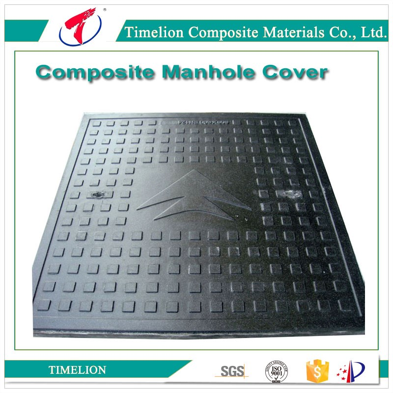 BEST selling SMC/FRP/COMPOSITE EN124 D400 Manhole cover