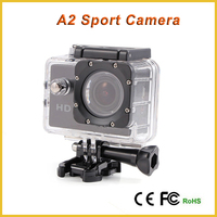 2015 New Hot SJ4000 A2 720P Helmet Sports DV Action Waterproof 5MP HD re motorcycle action camera, pocket video camera