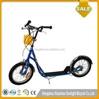 16 Inch Hot Sale Europe Popular Kids bicycle,Cheap Kick Scooter For Kids