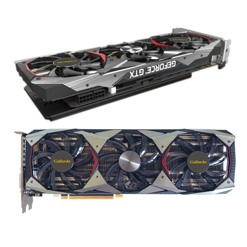 In Stock Vga Graphic Cards NV GTX 1080 Ti 11GB DDR5X for Gaming and Zcash Ethereum ETH XMR Bitcoin BTC Mining