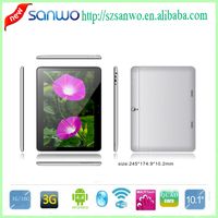 whole sale tablet pc 3G 10.1 ips tablet pc Android 4.4 tablet manufacturer