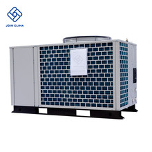 Microprocesor Control And Alarm Fault Display Water Cooling System/ Gas Fired Absorption Chiller