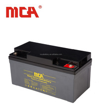 High quality Deep Cycle Dry Battery 12V 70Ah For Solar