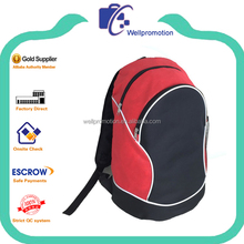 Wellpromotion new design cheap promotional smart non woven backpack