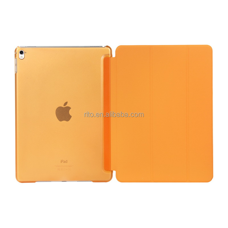 For iPad Case Pro 9.7 Soft Smooth, High Quality Smart Cover Case for iPad Pro 9.7 iPad 7