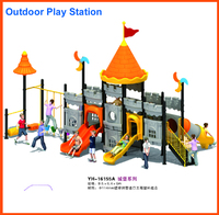 Outdoor play station CE/FCC/TUV certificated