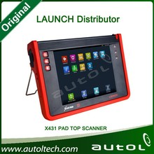 Universal Launch PAD Tablet Car Diagnostic Tool X431 Pad Launch X-431 Pad update online support more than 75 car models