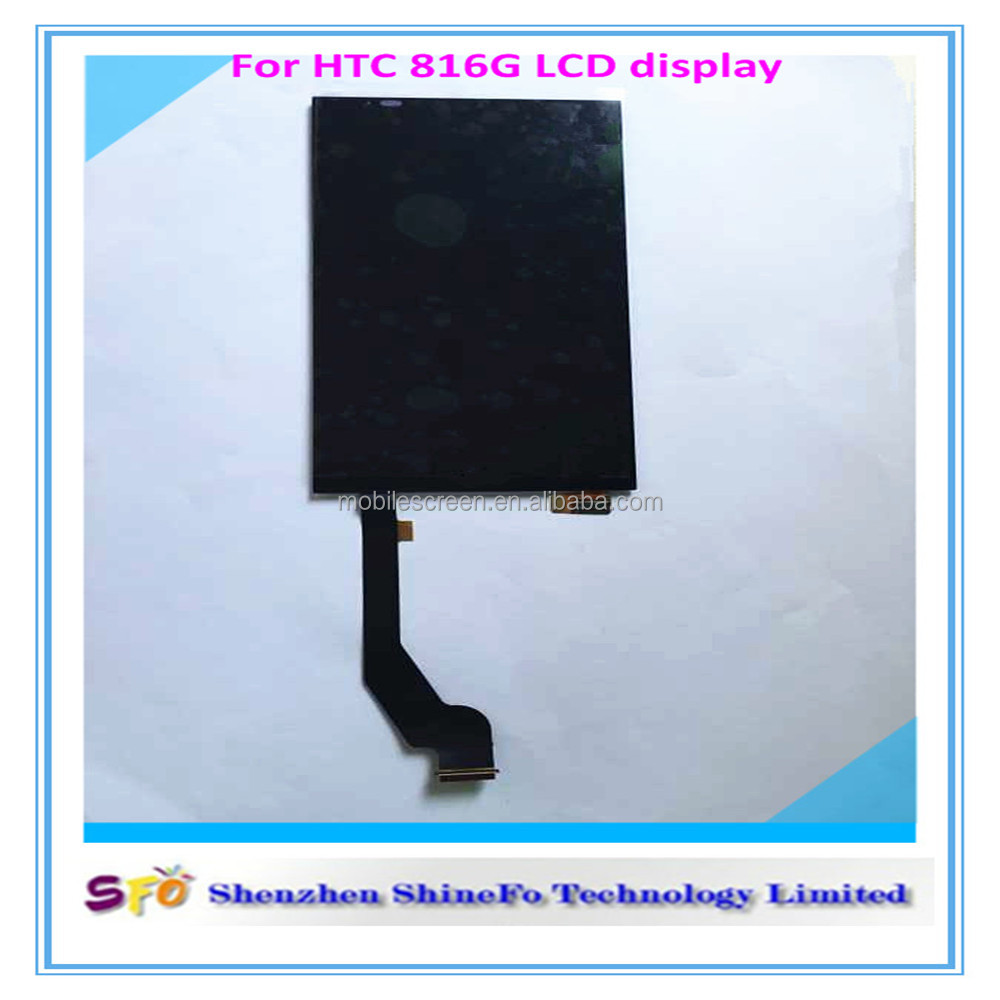 Great high for htc 816g lcd display for htc desire 816g display lcd