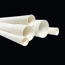 high pressure uv resistant rigid pvc pipe price for Hot and cold water supply