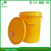 SIHAI used plastic drums for sale plastic yogurt bucket cheap plastic bucket for Asia