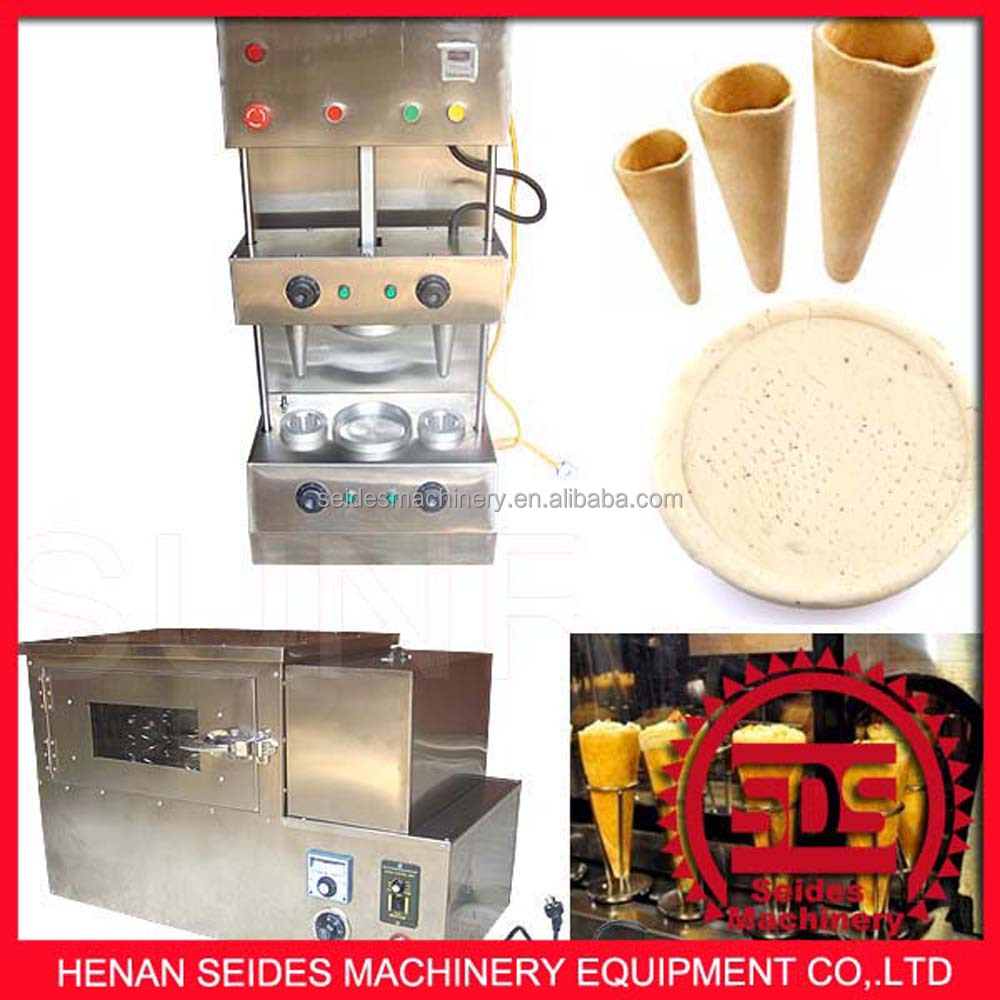 Best manufacturer in China SD series pizza cone machine france factory
