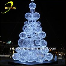 CE ROHS RS-tree13 inflatable christmas tree/ snow ball