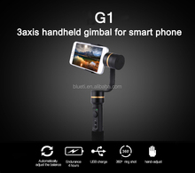 2018 popular new Handheld Action Camera gyroscope gimbal stabilizer for smartphone
