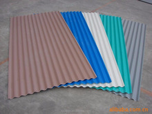 High quality plastic spanish PVC roof tile synthetic resin PVC plastic roof tile
