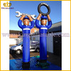inflatable sky guy Mechanic Tyre Men,cheap inflatable air dancer for car repair shop