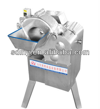 stainless steel automatic commercial vegetable dicing machine