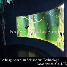 customized transparent cast UV acrylic sheet for larger acrylic sheet project
