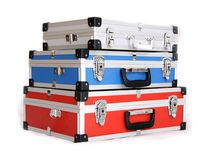 Colorful travel tool box with good quality