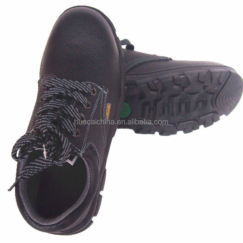 S1, S1P Industrial Safety Shoes With Steel Toe Insert
