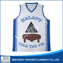 Wholesale sublimation cheap basketball wear