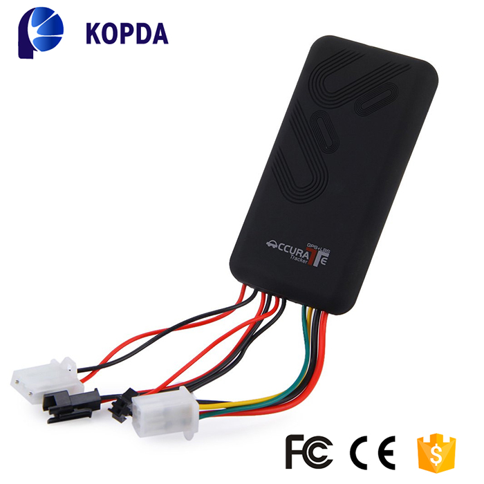 GT06 vehicle tracking system mobile phone tracking device
