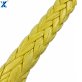 Polyethylene and Polyester mixed ships rope