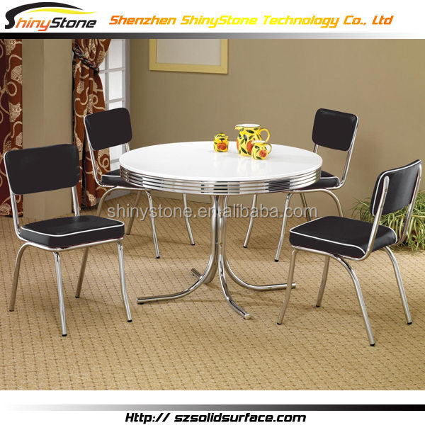 Fantastic cafe bar acrylic solid surface hot sale coffee table tablecloths