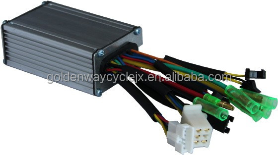 high current brushless speed controller for electric bicycle motor, brushless controller, BLDC e bike controller