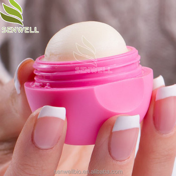 Wholesale Nature roller ball lip balm blister pack for lip balm private label