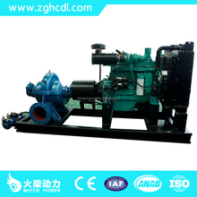 high flow centrifugal pump, diesel engine, irrigation drainage water pump