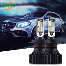 SANYOU class freightliner century getz glass grandis H4 car led headlight camera lamps for proton wira
