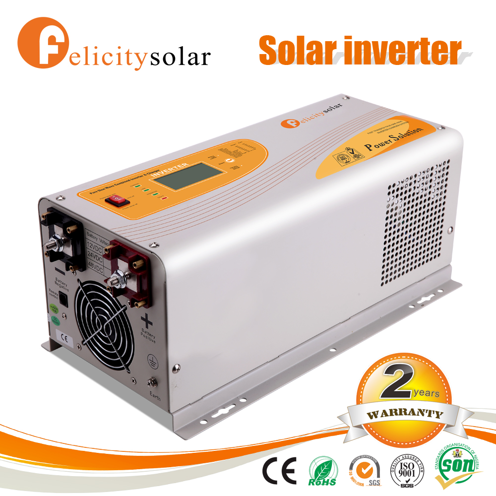 2016 New 2000w inverter 12 volt pure sine wave 110 with long-term service